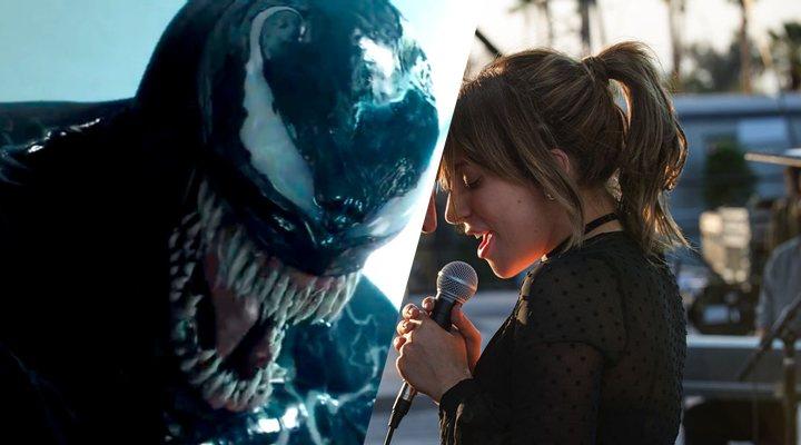 Venom contra Lady Gaga