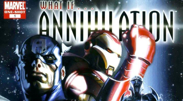 'Vengadores: Annihilation'