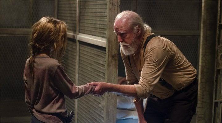 Scott Wilson en 'The Walking Dead'