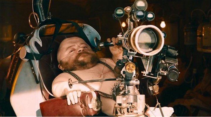 Corpus Colossus en 'Mad Max: Furia en la carretera
