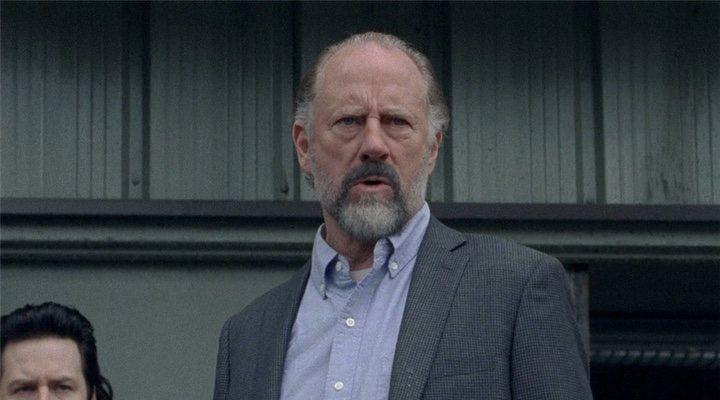 Gregory en 'The Walking Dead'
