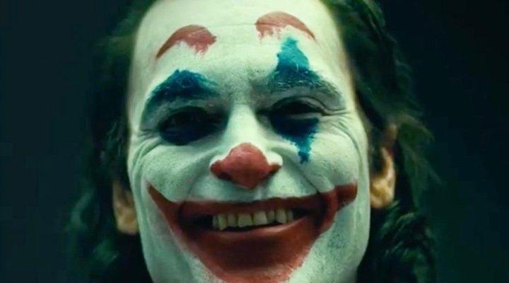 Imagen de Joaquin Phoenix como Joker