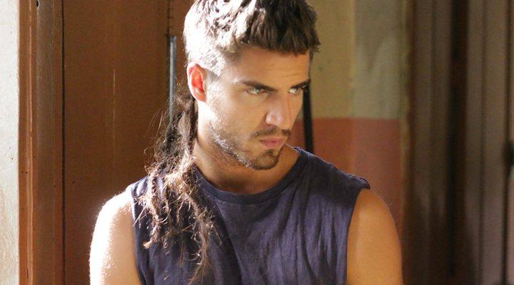 Maxi Iglesias en 'Ingobernable'