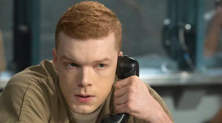 Cameron Monaghan como Ian Gallagher en la novena temporada de 'Shameless'