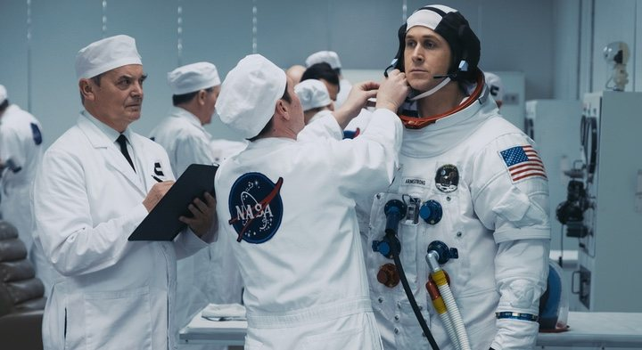 'First Man - El primer hombre': Así fue el viaje del Apollo 11 y su colaboración española