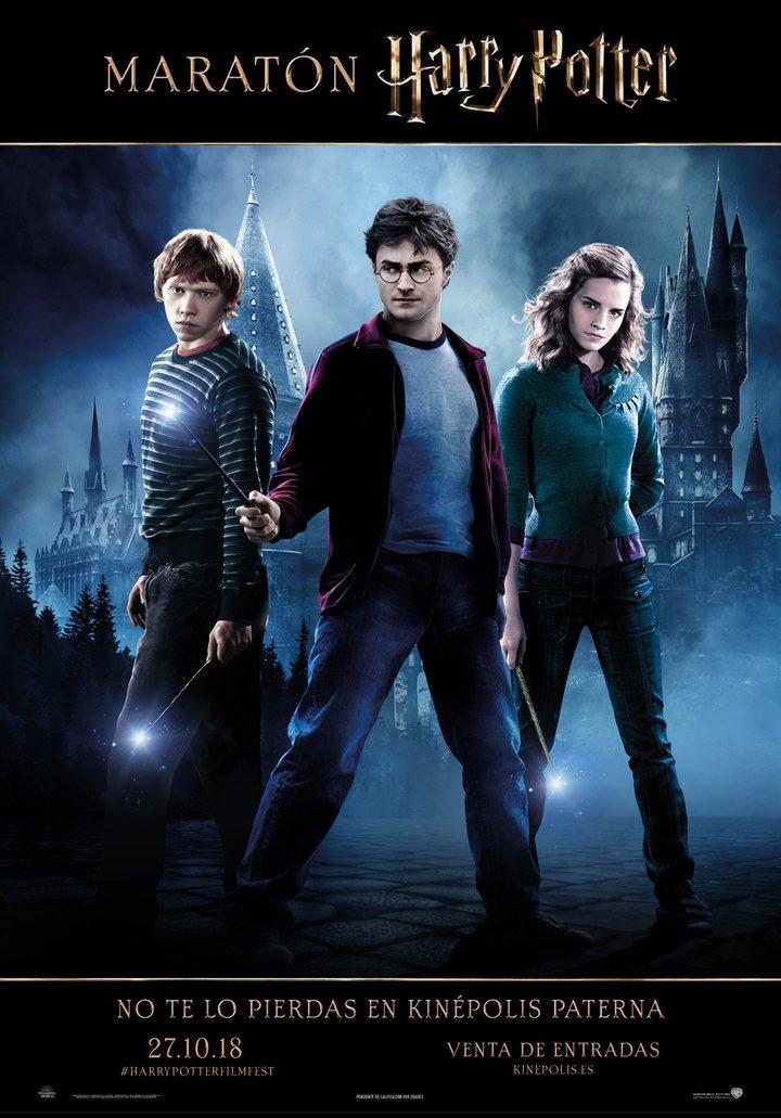 Harry Potter Film Fest: El maratón de \'Harry Potter\' llega a ...