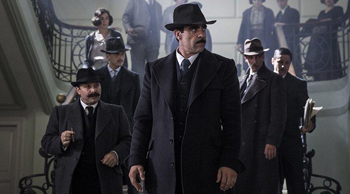 Luis Tosar en 'La sombra de la ley'