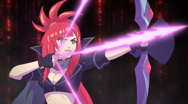 Shakura en 'Virtual Hero'