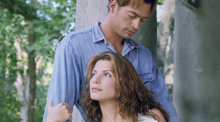 Harry Connick Jr. y Sandra Bullock en 'Siempre queda el amor'