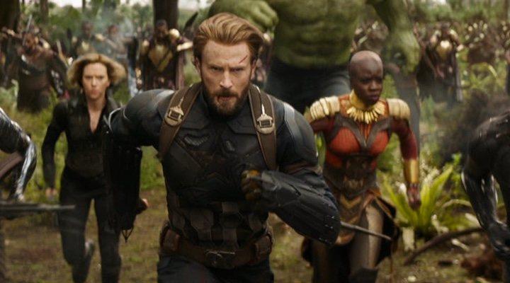 Imagen de 'Vengadores: Infinity War'