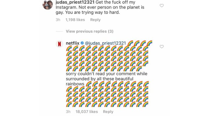 Netflix hace frente a la homofobia de 'Élite'
