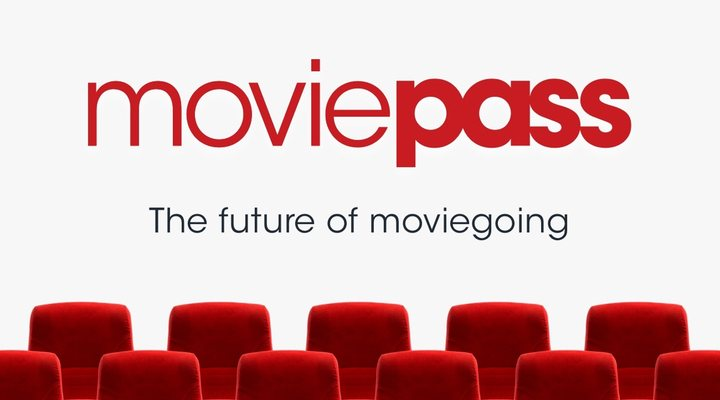 Logo de MoviePass