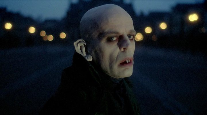 Klaus Kinski en Nosferatu