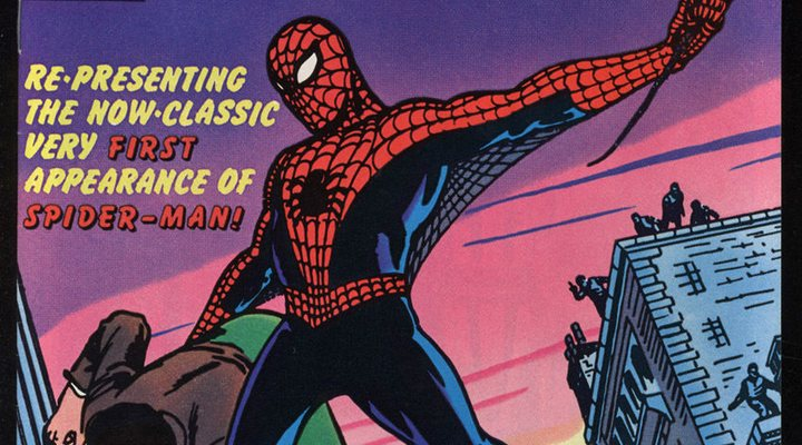 Spider-Man 'Amazing Fantasy #15