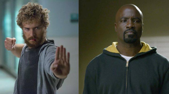 'Iron Fist' y 'Luke Cage''