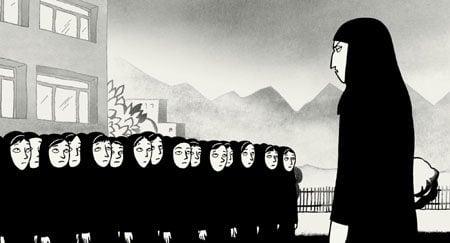 Imágenes de 'Persépolis'