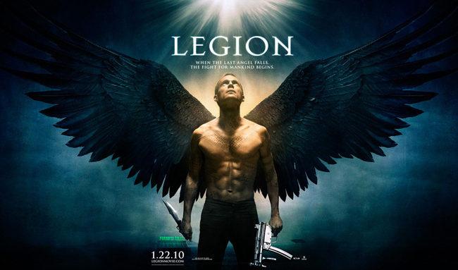 Scott Stewart dirige 'Legion'