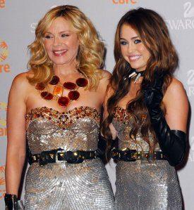 Miley Cyrus ya rueda la secuela de 'Sexo en Nueva York'