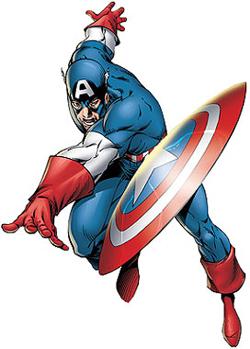 Joe Quesada habla del 'Capitán América'