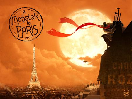 'A monster in Paris' resucita