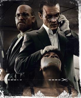 Bruce Willis protagonizará 'Kane and Lynch'