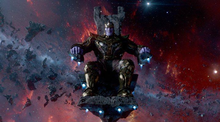 Thanos en el Universo Cinematográfico Marvel