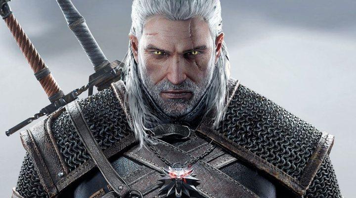 Geralt de Rivia en el videojuego de 'The Witcher'