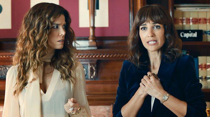 Juana Macías y Paula Echevarría en 'Ola de crímenes'