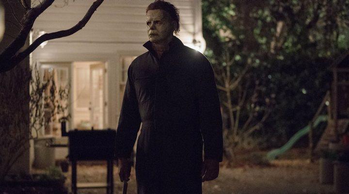 Michael Myers en 'La noche de Halloween'