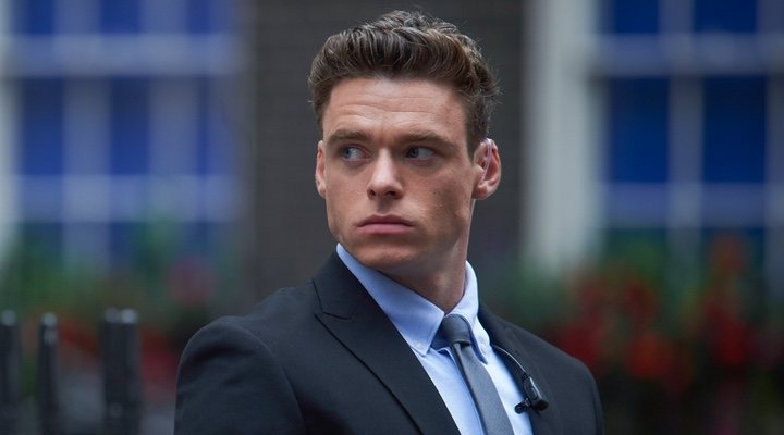 Richard Madden como David Budd en 'Bodyguard'