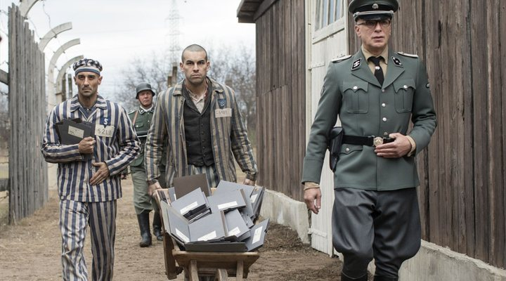 Fotograma de 'El fotógrafo de Mauthausen'