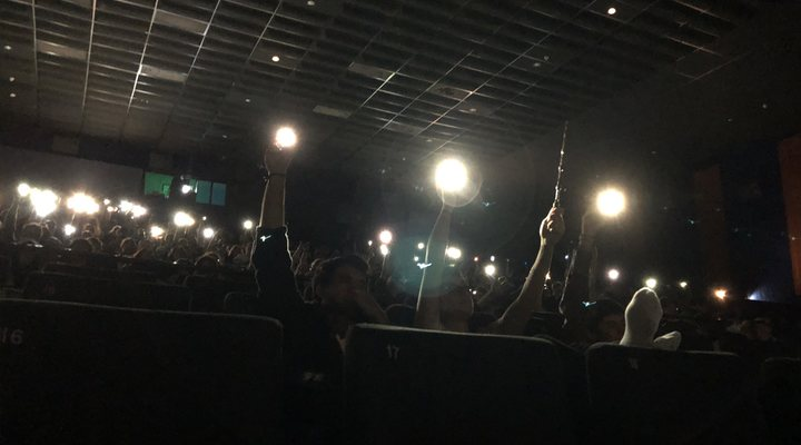 La muerte de Dumbledore en el Harry Potter Film Fest