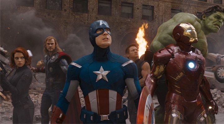 Imagen de 'Los Vengadores'