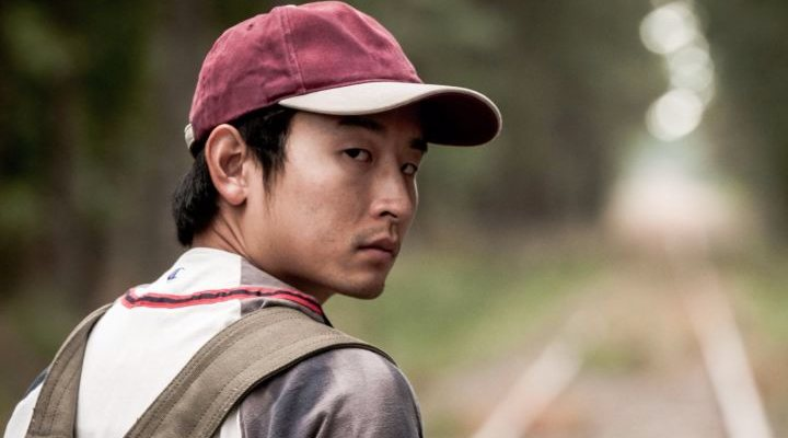 Glenn 'The Walking Dead' temporada 1