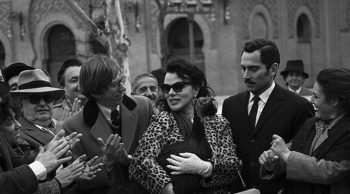 Imagen de 'Arde Madrid', la nueva serie de Paco León