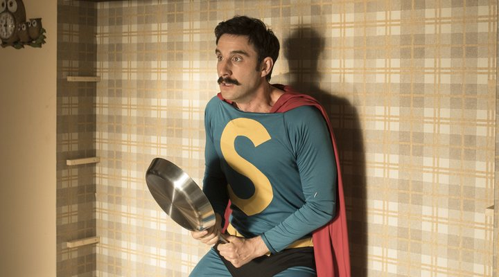 Dani Rovira en 'Superlópez'