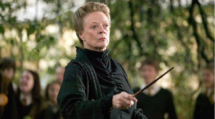 McGonagall en 'Animales Fantásticos'