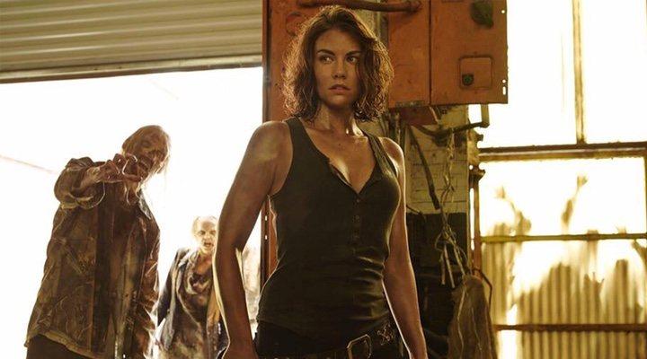 Imagen de Maggie Rhee en 'The Walking Dead'