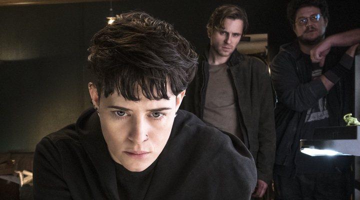 Claire Foy es Lisbeth Salander en 'Millennium: Lo que no te mata te hace más fuerte'