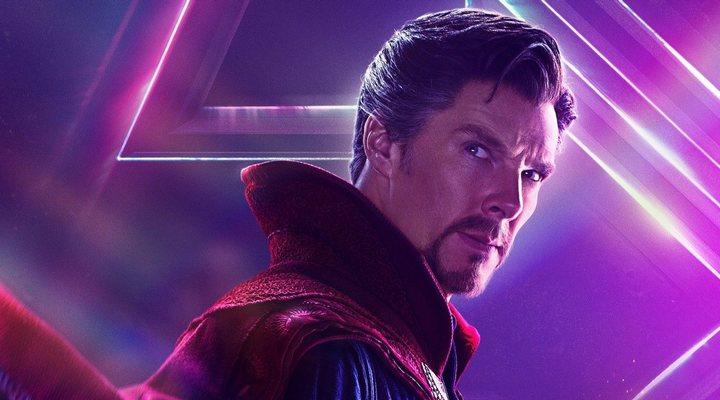 Bendecit Cumberbatch 'Vengadores: Infinity War'