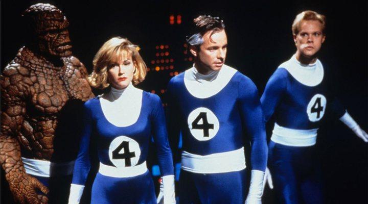 Fotograma de 'The Fantastic Four', 1994
