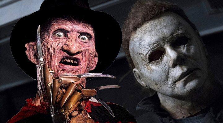 Freddy Krueger y Michael Myers