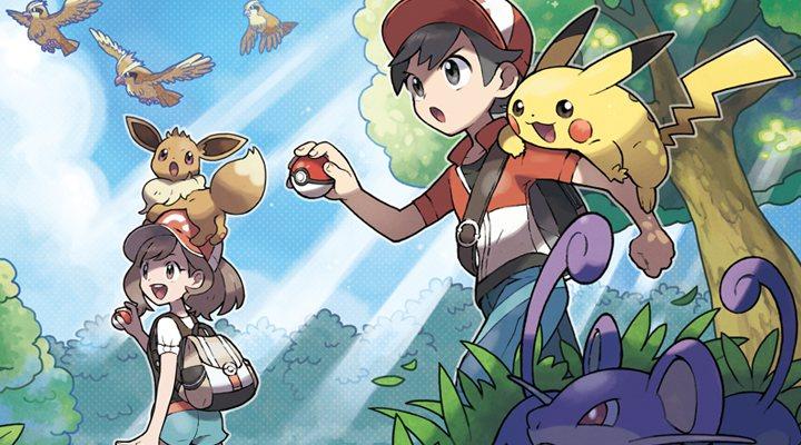 'Pokémon: Let's Go'
