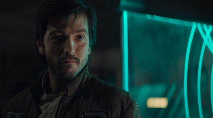 Cassian Andor en 'Rogue One'