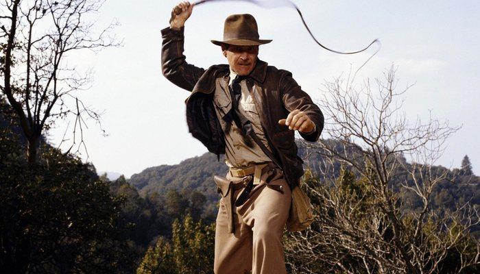 Harrison Ford, 'Indiana Jones'