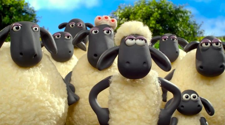 Imagen de 'La oveja Shaun'