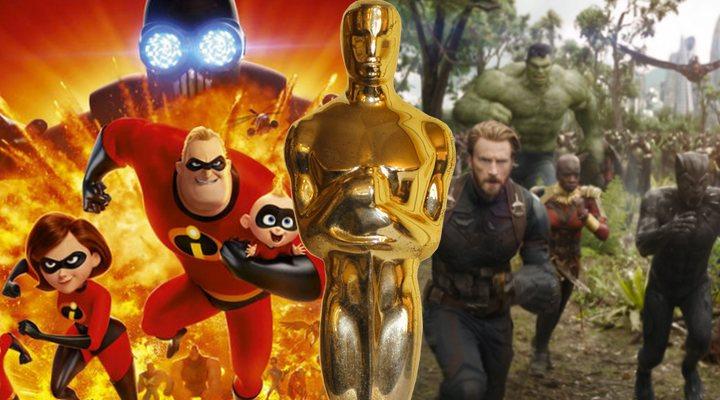 'Los Increíbles 2' y 'Vengadores: Infinity War' en la carrera por el Oscar