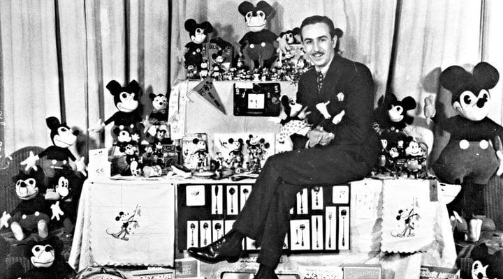 Disney y Mickey Mouse