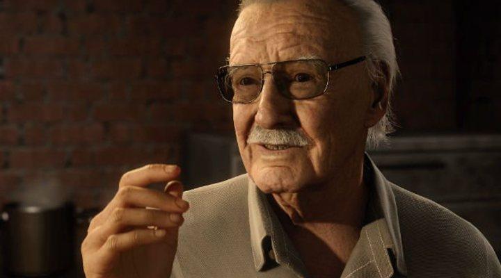 Stan Lee cameo videojuego