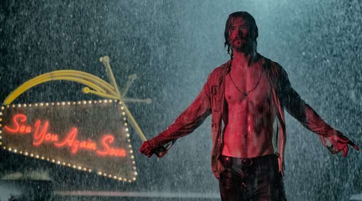 Chris Hemsworth en 'Malos tiempos en El Royale'